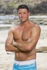 Can Mike Holloway dominate two seasons of Survivor in a row? (photo credit: cbs.com)