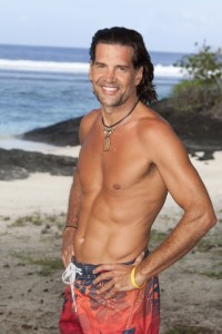 Troyzan Robertson, Survivor: One World, needs your vote, if he expects to play the game again. (photo credit: cbs.com)